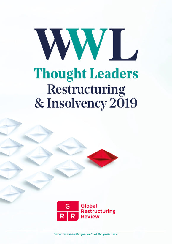 Thought Leaders Restructuring & Insolvency 2019