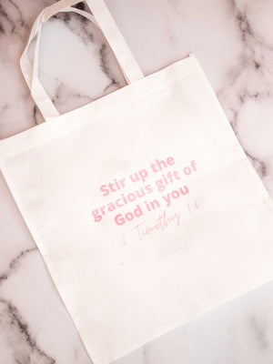 Stir Up The Gift Tote Bag