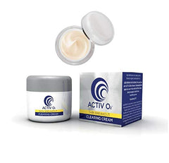 ACTIVO2 Clearing Moisturizer Cream Acne Solution