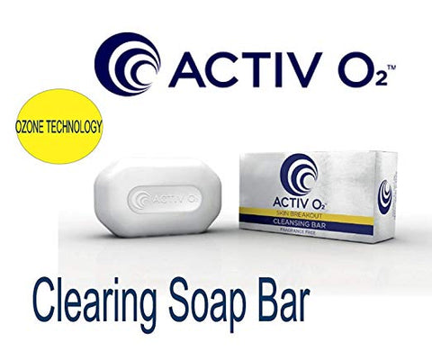 Activo2 Skin Breakout Clearing Soap Bar