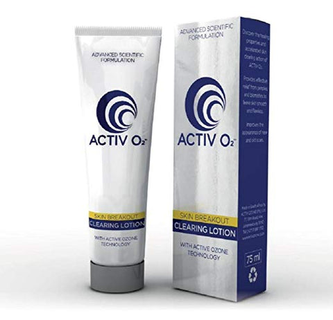 ACTIVO2 Clearing Lotion Acne Solution