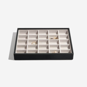 Black Classic Jewellery Box
