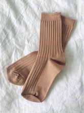 Load image into Gallery viewer, Her Socks - Peanut Butter