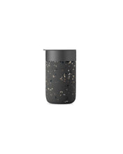 Load image into Gallery viewer, Charcoal Terrazzo Travel Mug, 480ml