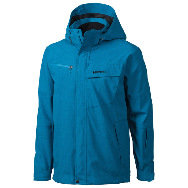 Marmot Great Scott Jacket - Dark Atomic