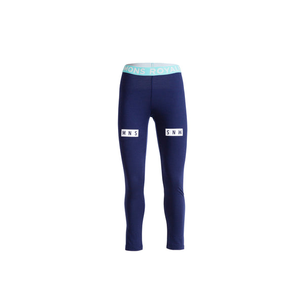 Mons Royale Christy Legging - Navy