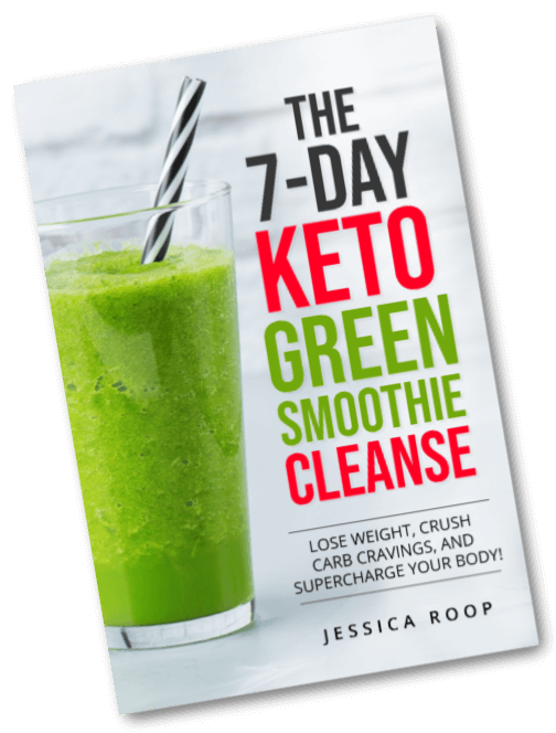 The 7-Day Keto Green Smoothie Cleanse