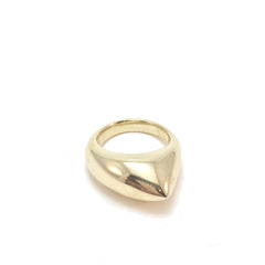 Side pointy ring