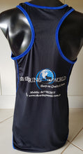 Load image into Gallery viewer, LADIES POLYESTER RACER BACK SINGLET