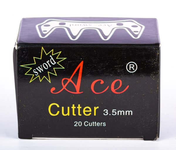 ACE SWORD CUTTERS 3.5 - 20 Cutters
