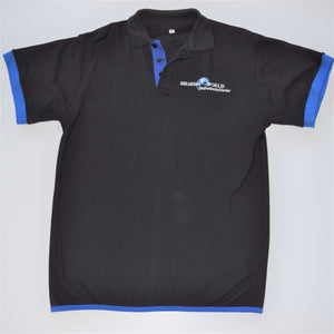 SHEARING WORLD COTTON POLO