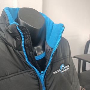 SHEARING WORLD PUFFER JACKET