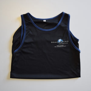 SHEARING WORLD POLY SINGLET