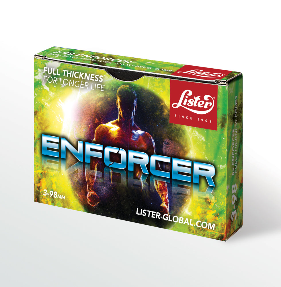 ENFORCER - FULL THICKNESS (BOX OF 5)