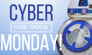 Cyber Monday Deal 2018