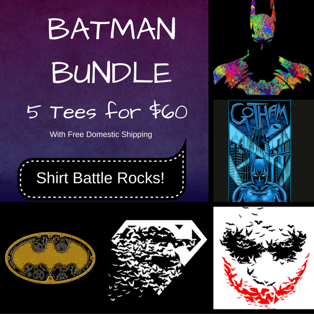 Batman Bundle