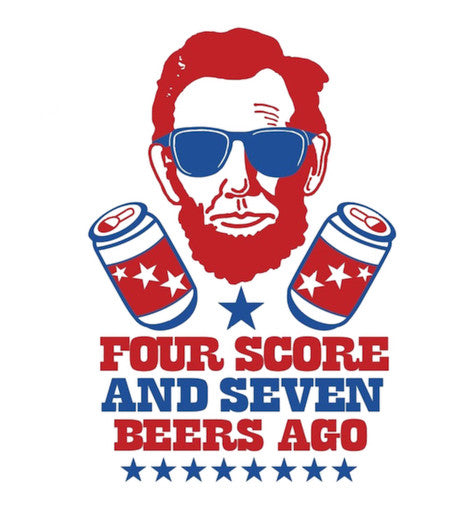 4 Score and 7 Beers