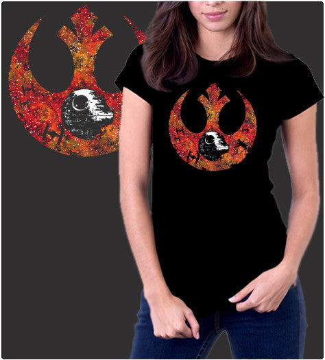 Alliance-T-Shirt-Star Wars-Shirt Battle