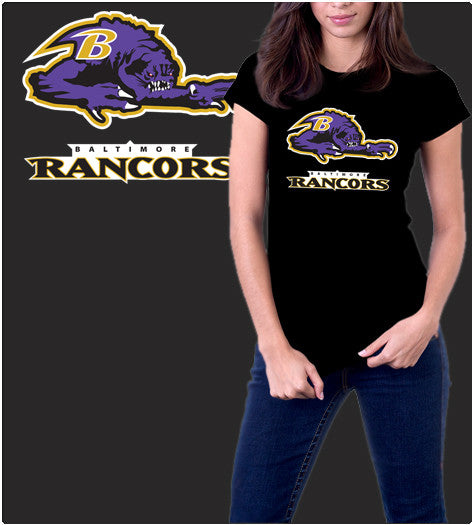 Baltimore Rancors-T-Shirt-Star Wars-Shirt Battle