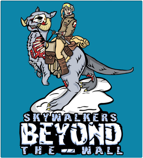 Skywalkers Beyond the Wall