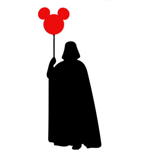 Darth And The Balloon