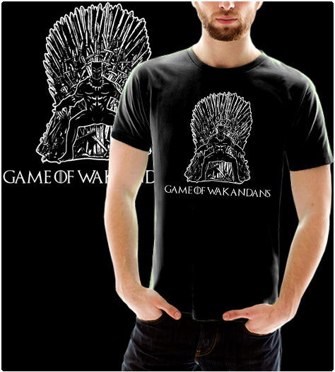 Game of Wakandans