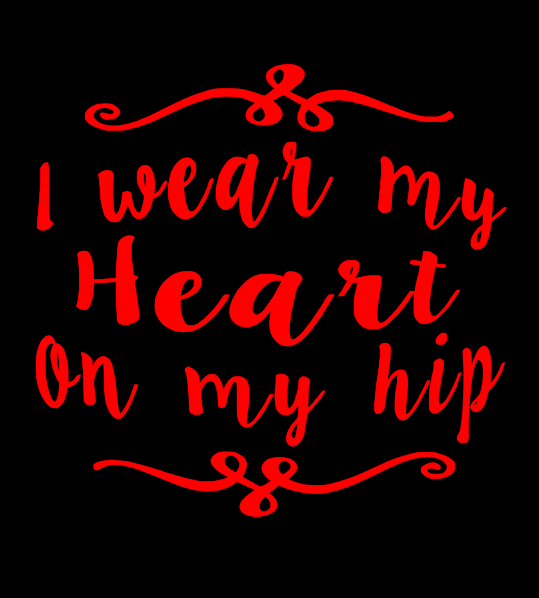 Heart On Hip