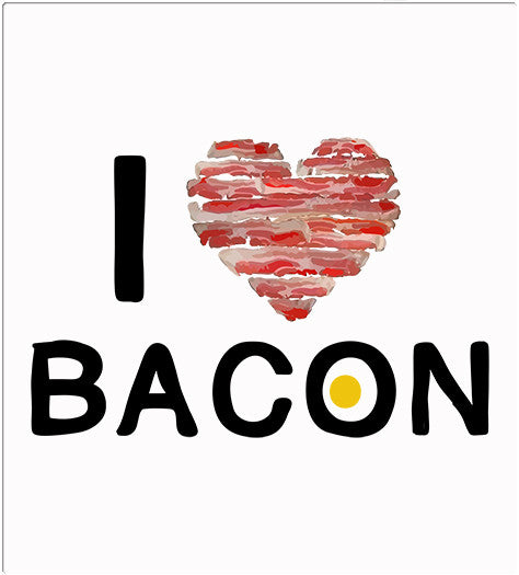 I Heart Bacon