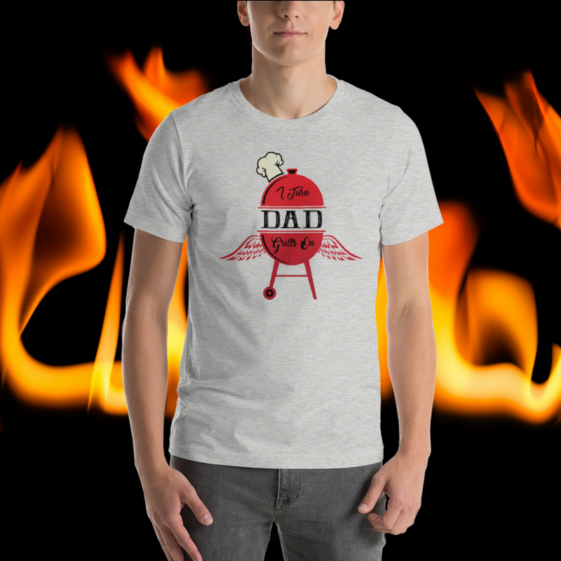 d20731c0c4 I Turn Grills On | Shirtbattle.com - Shirt Battle
