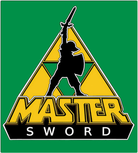 LINK & THE MASTER SWORD