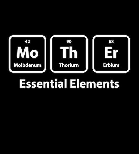 Mom The Essential Element