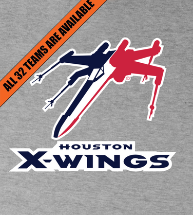Houston X-Wings
