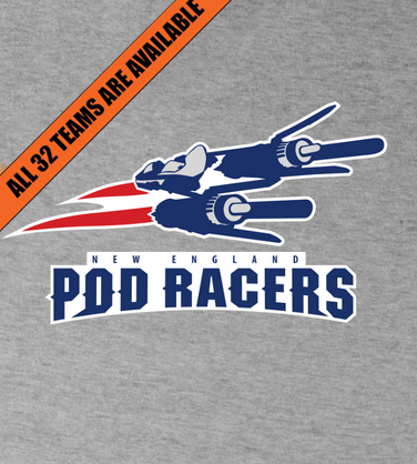 New England Pod Racers