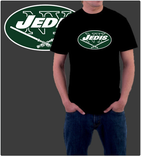 NY Jedis-T-Shirt-Star Wars-Shirt Battle