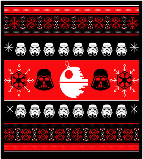Star Wars Ugly Sweater