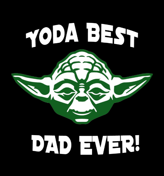 Yoda Best Dad Ever