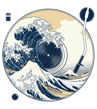 The Great Wave off Sound