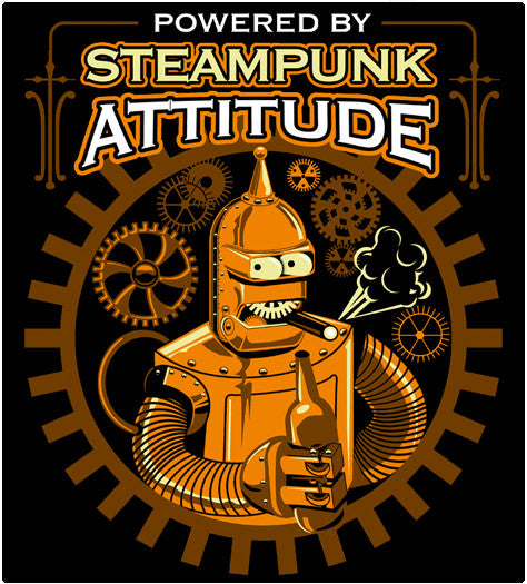 STEAMPUNK BENDER