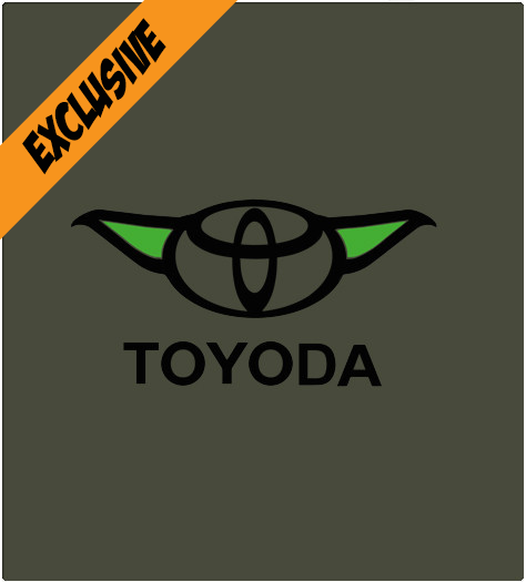 TOYODA-T-Shirt-Star Wars-Shirt Battle