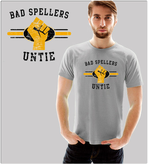 Bad Spellers Untie
