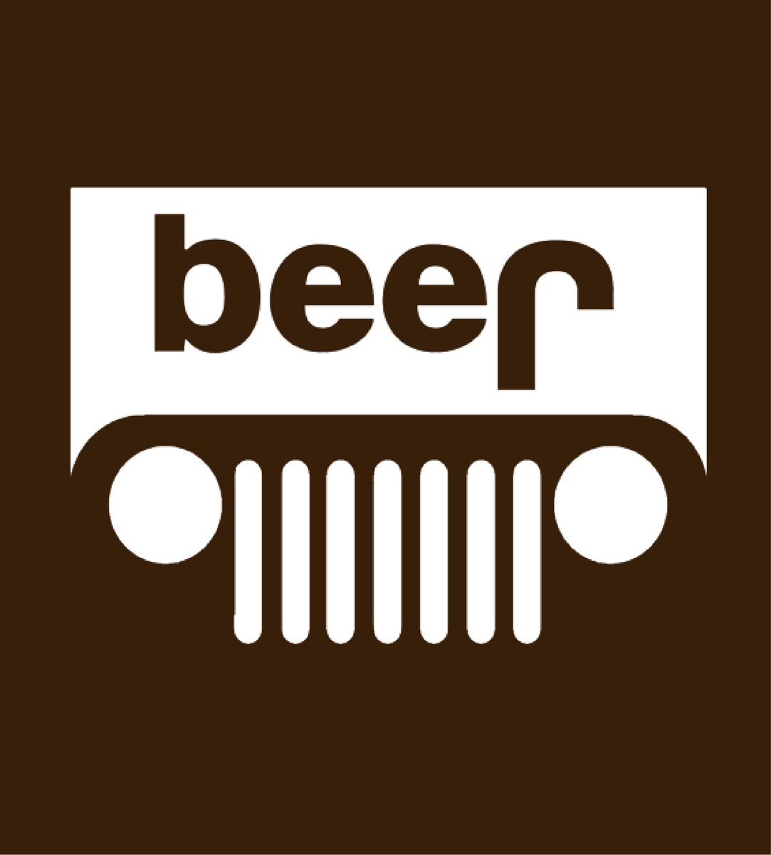 Beer Jeep Mashup