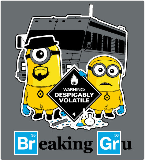 BREAKING GRU