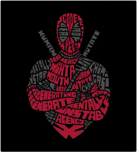 Deadpool Words