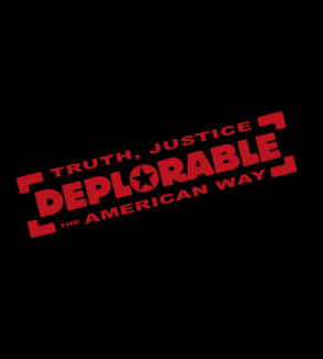 Deplorable The American Way