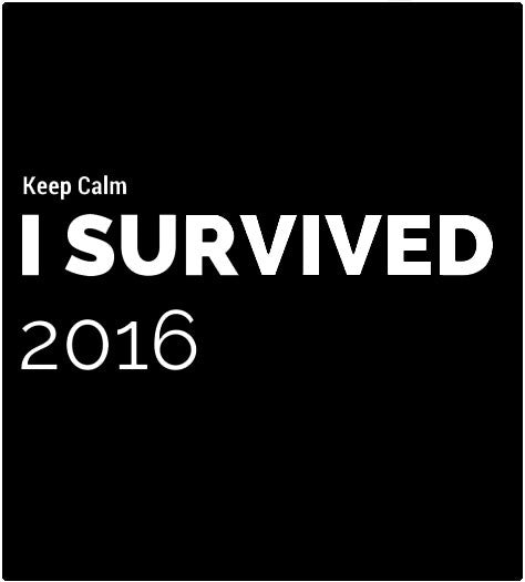 I survived 2016