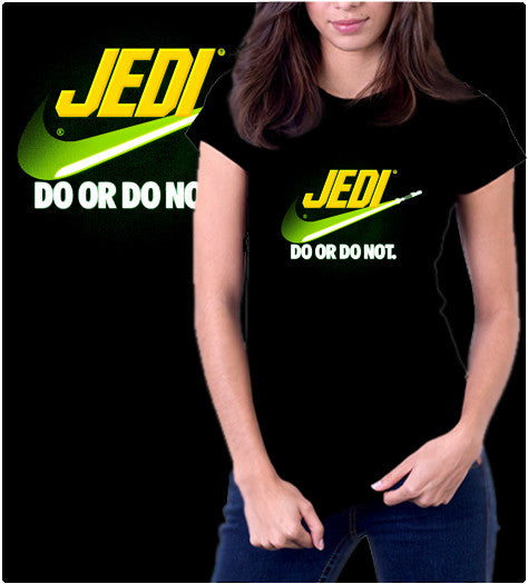 Do or Do Not-T-Shirt-Star Wars-Shirt Battle