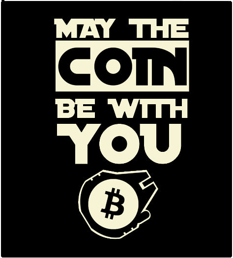 May the Coin Be With You