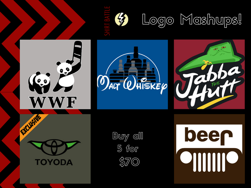 Logo Mashup Bundle