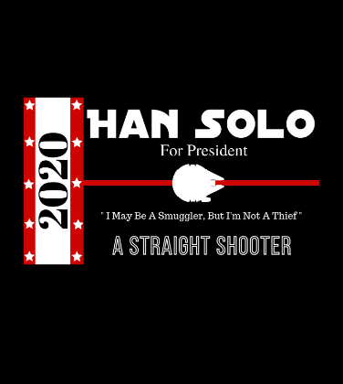 Han Solo For President