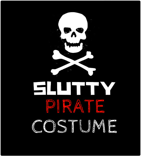 Slutty Pirate Costume